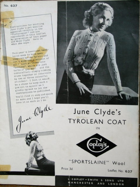 june clyde 1